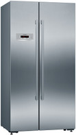 BOSCH 652L MARKFREE S/STEEL SIDE BY SIDE FRIDGE - KAN92VI30A