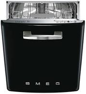 SMEG 60CM RETRO BLACK BUILT IN DISHWASHER -  DWIFABNE-1