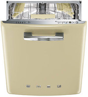 SMEG 60CM RETRO CREAM BUILT IN DISHWASHER -  DWIFABP-1
