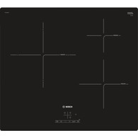 BOSCH 60CM INDUCTION COOKTOP - 3 ZONE - PIJ611BB1E