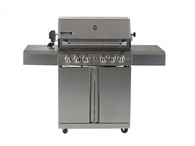 SMART 118CM FREESTANDING BBQ - 4 BURNER AND ROTISSERIE - 411W