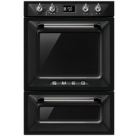 SMEG 60CM VICTORIA THERMOSEAL PYROLYTIC OVEN - DOSPA6925 + Colour