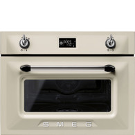 SMEG 45cmH VICTORIA COMPACT SPEED OVEN -  SFA4920MC + Colour