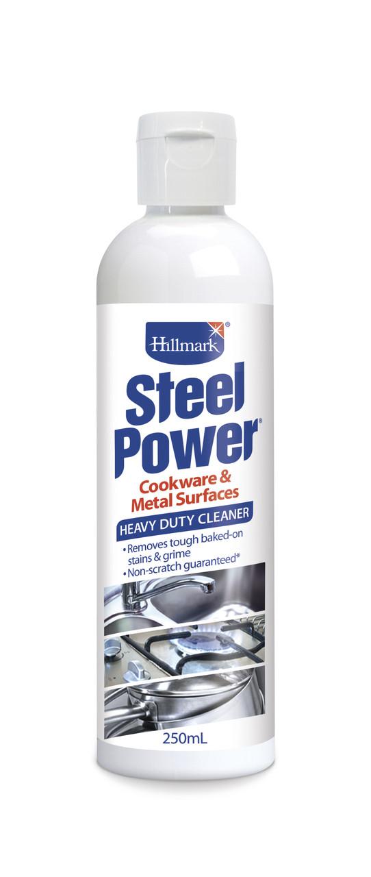 Hillmark Steel Power 250ml Heavy Duty Cleaner H88