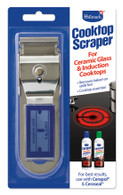 HILLMARK CERAMIC COOKTOP SCRAPER SET - H95
