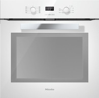 MIELE 60CM BRILLIANT WHITE PYROLYTIC OVEN - H2661BP BW