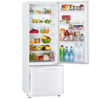 MITSUBISHI 390L BOTTOM MOUNT FRIDGE - MR-BF390EK + Colour