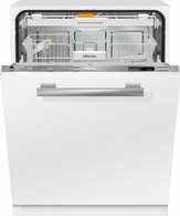 MIELE XXL FULLY INTEGRATED DISHWASHER - 3D CUTLERY TRAY & EXTRA COMFORT BASKET - G6767SCVi XXL
