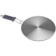 INDUCTION CONVERSION PLATE - TRANSFERS HEAT INTO PLATE FOR ANY POT/PAN - 26cm PLATE - MBCP