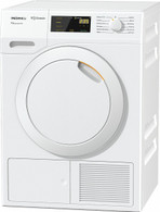 MIELE 8KG HEAT PUMP DRYER - HONEYCOMB DRUM - TDD130WP