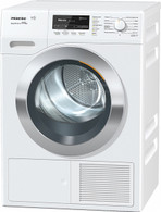 MIELE 9KG HEAT PUMP DRYER - STEAM FINISH - TKG852WP SFinish&Eco