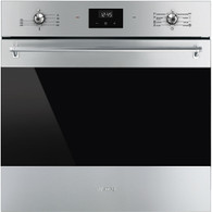 SMEG 60CM THERMOSEAL PYROLYTIC OVEN - SFPA6300X