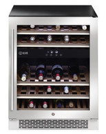 ILVE 37 BOTTLE DUAL ZONE WINE CELLAR - ILWD37X