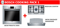 BOSCH COOOKING PACK - HBG73S550A COOKING PACK 1