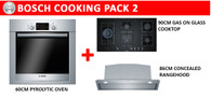 BOSCH COOOKING PACK - HBG73S550A COOKING PACK 2