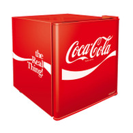 HUSKY 46L COCA COLA SOLID DOOR BAR FRIDGE - CKK50-207-AU-HU