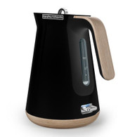 MORPHY RICHARDS SCANDI BLACK ASPECT DESIGNER KETTLE - 100007
