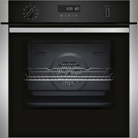 NEFF 60CM SLIDE & HIDE PYROLYTIC OVEN - 71L - B6ACH7AN0A
