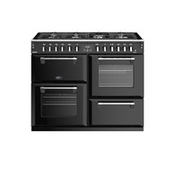 BELLING 110CM RICHMOND DELUXE DUAL FUEL COOKER - SPLIT OVENS - BRD1100DF + Standard Colour
