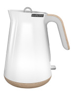 MORPHY RICHARDS SCANDI WHITE ASPECT DESIGNER KETTLE - 100005