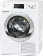 MIELE 9KG HEAT PUMP DRYER -  ECODRY & STEAM FINISH & WiFi  - TCJ690 WP