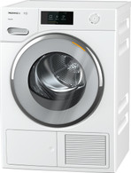 MIELE 9KG HEAT PUMP DRYER - ECODRY & STEAM FINISH & WiFi - TWV680 WP Passion