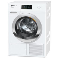MIELE 9KG HEAT PUMP DRYER -  ECODRY & STEAM FINISH & WiFi  - TCR870 WP
