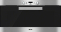 MIELE 90CM CLEAN STEEL OVEN - H6290B