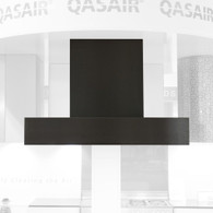QASAIR FRANKLYN CEILING MOUNTED RANGEHOOD - 1800m3/2700m3 Nett - SAPPHIRE RANGE - FRA900/1200/1500/1800