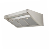 QASAIR INTEGRA WALL MOUNTED RANGEHOOD - 900m3/1800m3/2700m3 Nett - GALLERY RANGE - IN600/IN900/IN1200