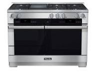 MIELE 122CM (48 INCH) FREESTANDING COOKER - HR1956G