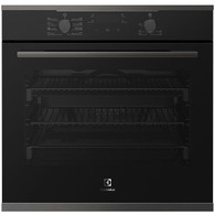 ELECTROLUX 60CM MULTIFUNCTION BAKE & STEAM OVEN - EVE614DSD