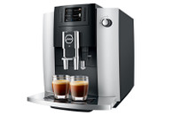 JURA E6 PLATINUM COFFEE MACHINE - PULSE EXTRACTION PROCESS - E6 (15342)