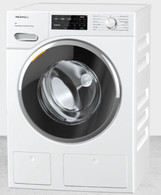MIELE 9KG TWINDOS & POWERWASH FRONT LOADER WASHER - WWI860 WCS