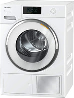 MIELE 9KG HEAT PUMP DRYER  - STEAMCARE & WIFI - TWR860 WP