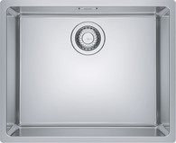 FRANKE MARIS 500MM SINGLE BOWL STAINLESS STEEL SINK - MRX210-50