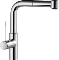 KWC ONO CHROME SPRAY PULL-OUT TAP - 10.151.003.000