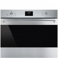 SMEG 70CM CLASSIC STAINLESS STEEL BUILT IN OVEN - SFA7300TVX