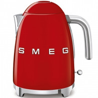 SMEG RED RETRO STYLE ELECTRIC KETTLE - KLF03RDAU