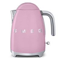 SMEG PINK RETRO STYLE ELECTRIC KETTLE - KLF03PKAU