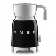 SMEG BLACK RETRO STYLE MILK FROTHER - MFF01BLAU