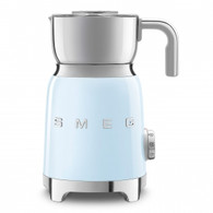 SMEG PASTEL BLUE RETRO STYLE MILK FROTHER - MFF01PBAU