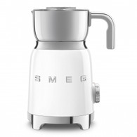 SMEG WHITE RETRO STYLE MILK FROTHER - MFF01WHAU