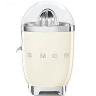 SMEG CREAM RETRO STYLE CITRUS JUICER - CJF01CRAU