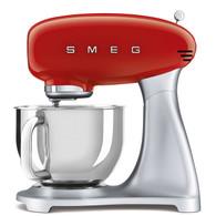 SMEG RED RETRO STYLE STAND MIXER - SMF02RDAU