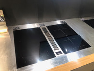 BORA CLASSIC 1.0 SET - SURFACE FLEX INDUCTION & 2 ZONE INDUCTION WITH DOWNDRAFT - EX DISPLAY*