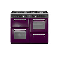BELLING 110CM RICHMOND DELUXE DUAL FUEL COOKER - SPLIT OVENS - BRD1100DF + Boutique Colour