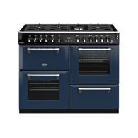 BELLING 110CM RICHMOND DELUXE DUAL FUEL COOKER - SPLIT OVENS - BRD1100DF + Boutique Colour