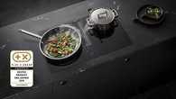 BORA CLASSIC 2.0 SET BLACK CERAMIC INDUCTION SURFACE COOKTOP - CKA2IFI