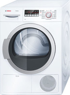BOSCH 8KG CONDENSOR DRYER - GLASS DOOR - WTB86200AU